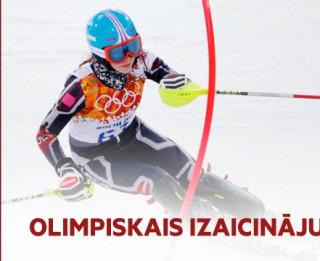 Video: Olimpieši Gasūna un Zvejnieks izaicina Buļu ledainā kalnu slēpošanas trasē