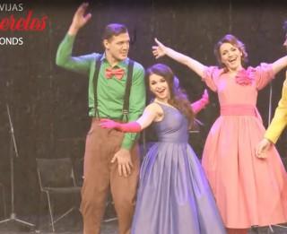 Video: VEF kultūras pilī skanēs Paula, Liepiņa un Kalniņa operešu melodijas