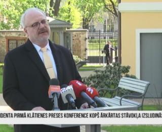 Video: Levits: Baltijas valstis pirmās Eiropā savstarpēji atver robežas
