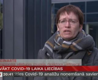 Video: Aicina vākt Covid-19 laika liecības