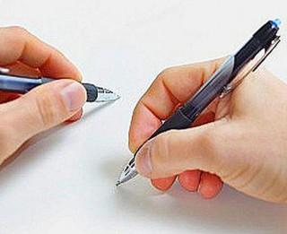 Rakstīšana ar abām rokām – palīgs, lai sasniegtu savu sapni