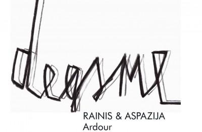 """""""Rainis & Aspazija. Degsme"""" Rīgas mākslas telpā"""