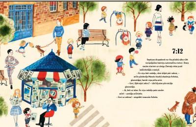"""Izdevniecība """"Pētergailis"""" bērniem izdevis piedzīvojumu garšas piesātināto spāņu rakstnieka Huana Arhona grāmatu"""