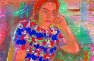 Atklās Kārļa Neiļa 110 gadu jubilejas gleznu izstādi  Tukuma Mākslas muzejā