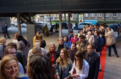 Kinoskatītāju interese par Latvijas filmām dubultojusies