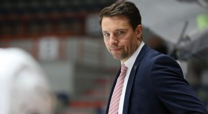 """Vilkoits atgriežas hokeja kluba """"Rīga"""" galvenā trenera amatā"""