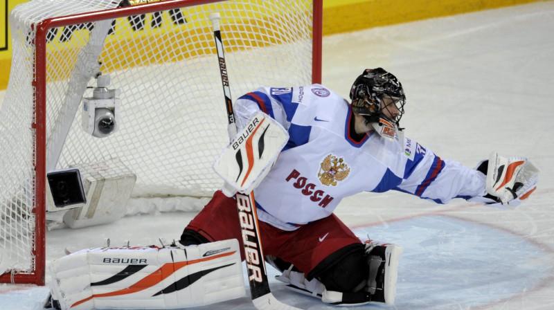 Iļja Brizgalovs Foto: AP/Scanpix