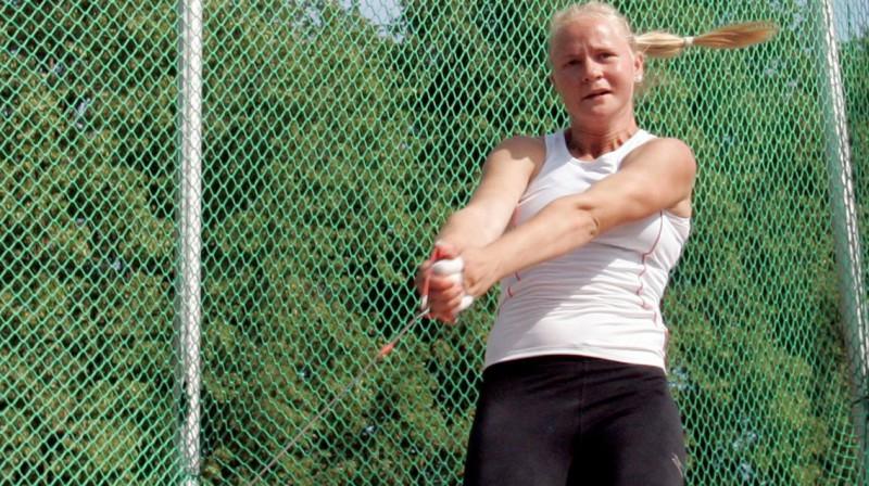 Laura Igaune. Foto: Romāns Kokšarovs, Sporta Avīze, F64