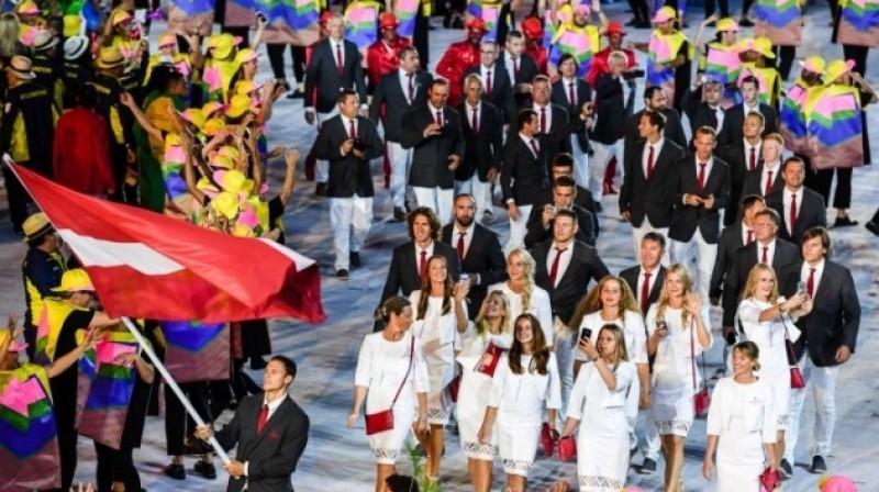 Foto: olimpiade.lv