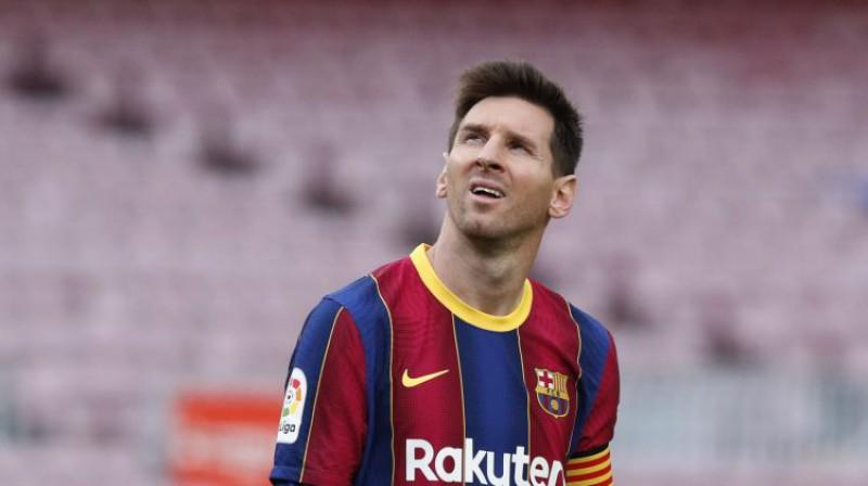 Lionels Mesi. Foto: Reuters/Scanpix