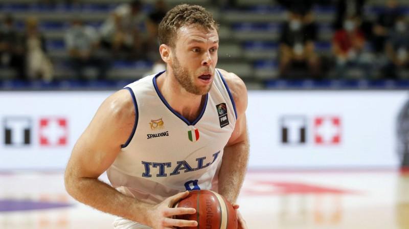 Nikolo Melli. Foto: SIPA/Scanpix