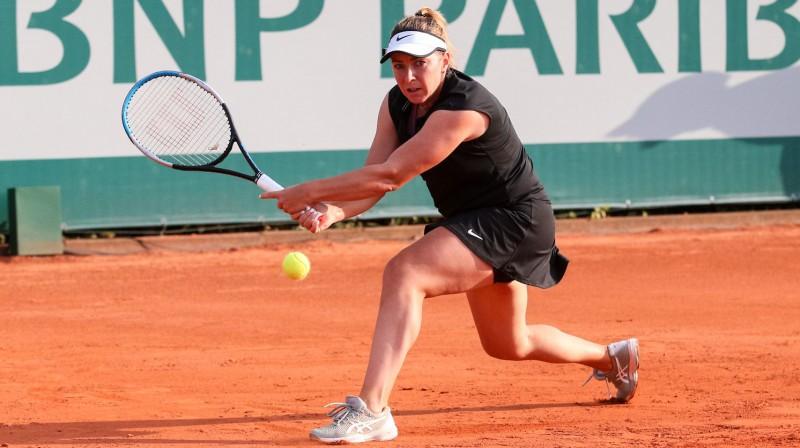 Kristīna Kučova. Foto: Zuma Press/Scanpix
