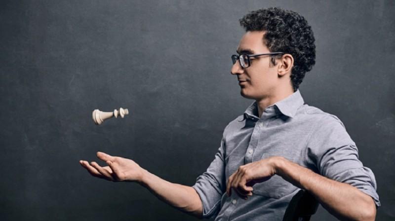 Fabiāno Karuana.Foto:fastcompany.com.