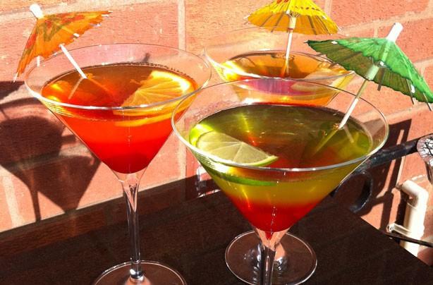 4 veldzējoši dzērieni tavām vasaras ballītēm