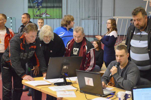 Ogrē noslēdzies Latvijas čempionāts svarcelšanā
