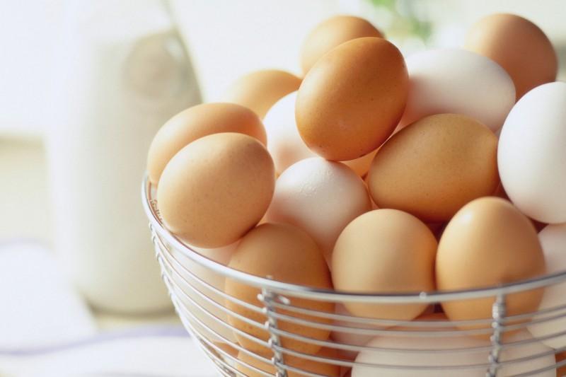 10 iemesli, kāpēc jāēd olas