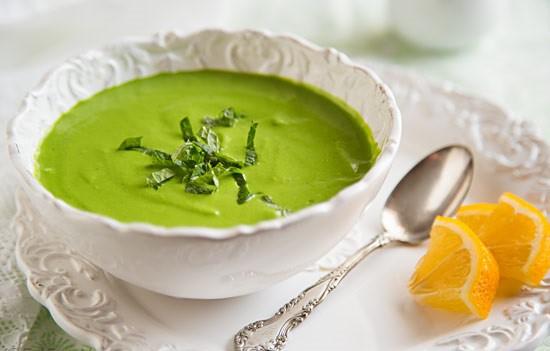 Maija zaļā zupa