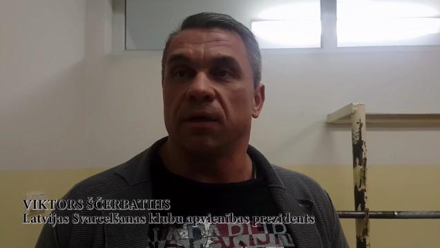 LSKA jaunais prezidents Ščerbatihs gatavs palīdzēt arī ar finansējumu