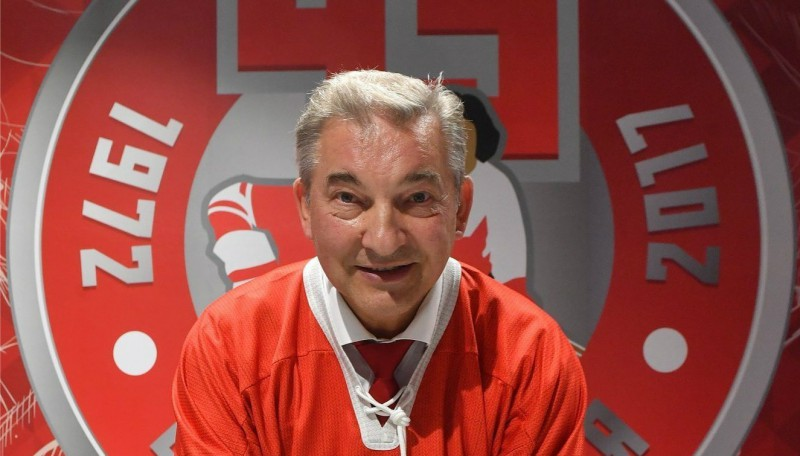 """Tretjaks: """"Fāzels izteica savu viedokli par vienu valsti, taču lems IIHF padome"""""""