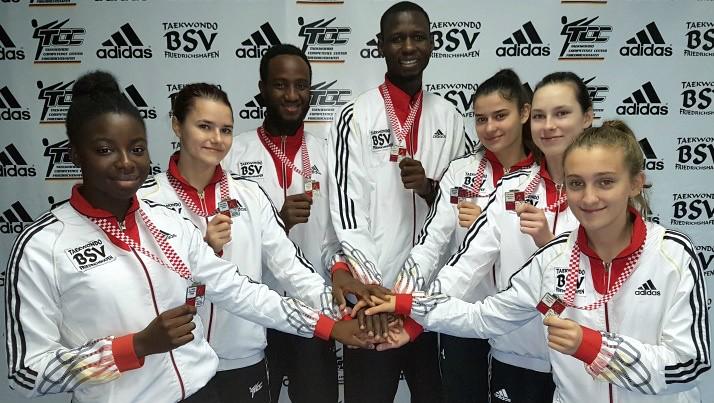 Valsts svētkos notiks Latvijas čempionāts taekvondo, māsas Tarvidas tikmēr Parīzē