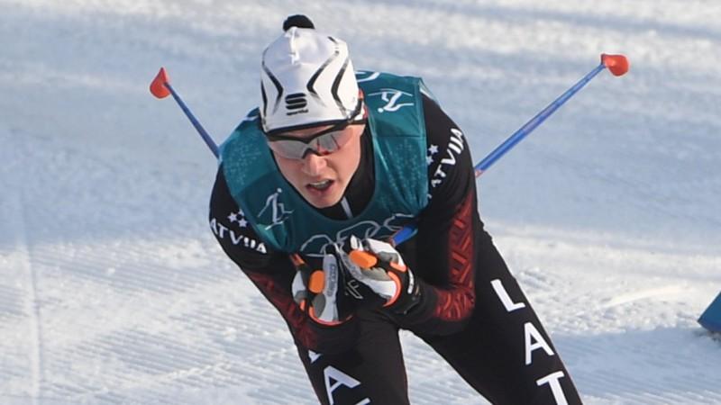 """Bikše """"Tour de Ski"""" iedzīšanā uzrāda priekšpēdējo rezultātu"""