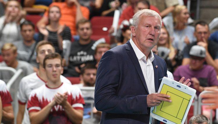 Latvijas vīriešu izlasei lielākais kāpums CEV rangā