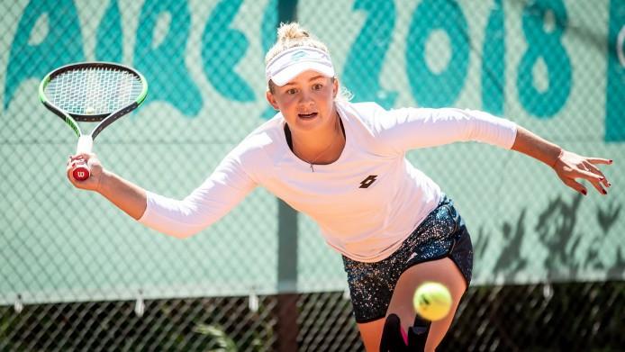 Vismanei neveiksme ITF finālā Turcijā