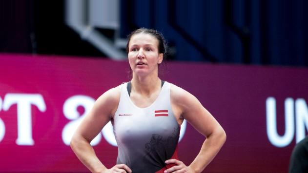"""Grigorjeva: """"Domāju tikai par to, lai iegūtu olimpisko zeltu"""""""