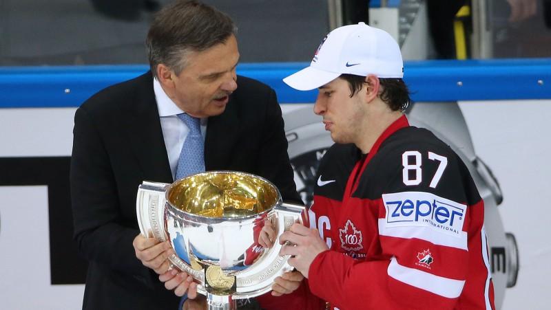 """Fāzels: """"Pasaules čempionāta atcelšana – tas ir pāris dienu jautājums"""""""