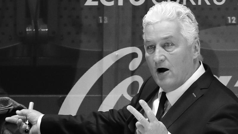 61 gada vecumā miris Čehijas izlases treneris Ržīha