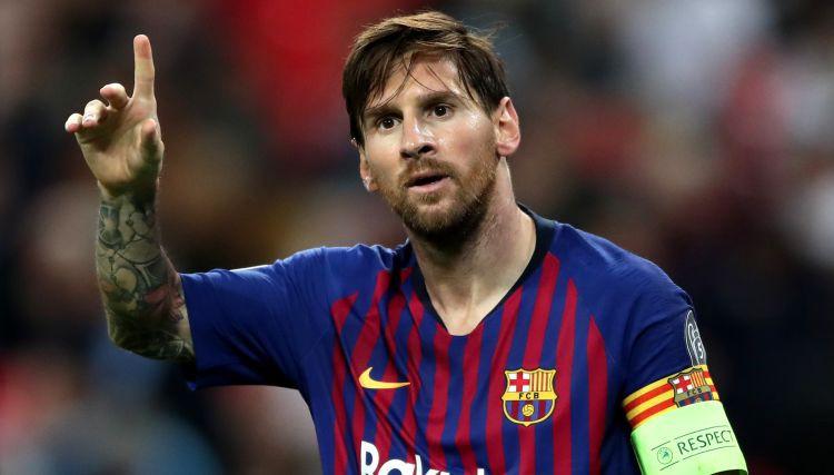"""""""LaLiga"""" boss kritizē """"Manchester City"""" vēlmi pārvilināt Mesi: """"Viņi neievēro noteikumus"""""""