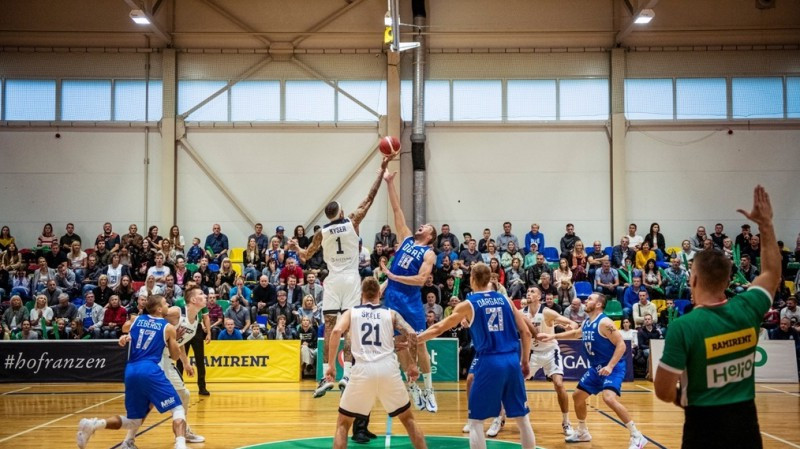 Latvijas-Igaunijas basketbola līga - 14. spēcīgākais čempionāts Eiropā
