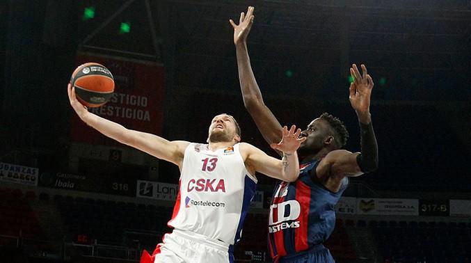 """Strēlnieks iemet svarīgā brīdī, CSKA salauž """"Žalgiri"""" zem groziem"""