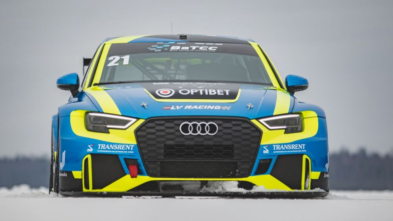 """""""LV Racing"""" komandai spēcīgs sastāvs un visaugstākie mērķi gaidāmajā sezonā"""