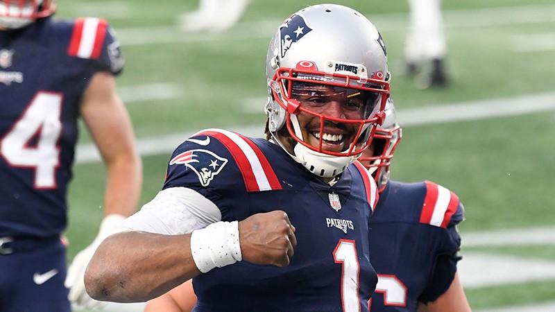 """Jaunanglijas """"Patriots"""" saspēli turpinās vadīt 2015. gada MVP Ņjūtons"""