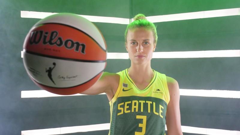 """""""Storm"""" atskaita Laksu vienu dienu pirms WNBA sezonas sākuma"""