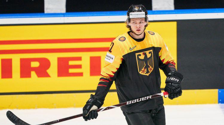 Latvijas pretiniecei Vācijai pievienojies 2019. gada NHL drafta sestais numurs Zaiders