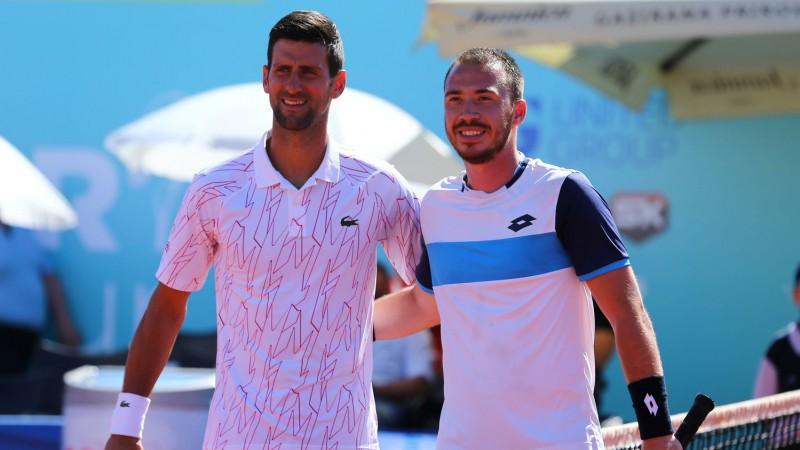Ranga trešā simta spēlētāju mačā Belgradā fiksēts sezonas pirmais 6:0, 6:0 rezultāts ATP turnīros