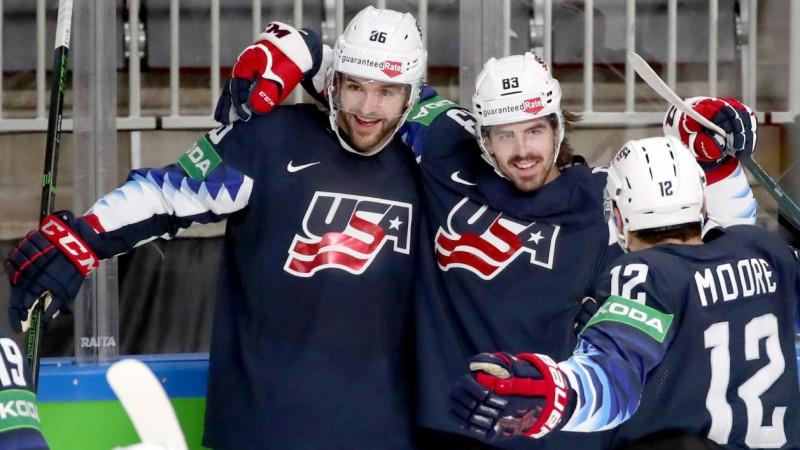 ASV hokejisti izmanto iespējas, spēlē par bronzu sagraujot Vāciju