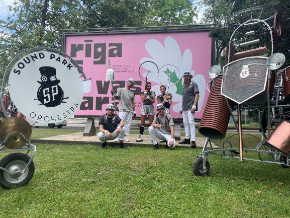 Rīgas vasaras programmā ikvienam iespēja sastapt savu kultūras notikumu