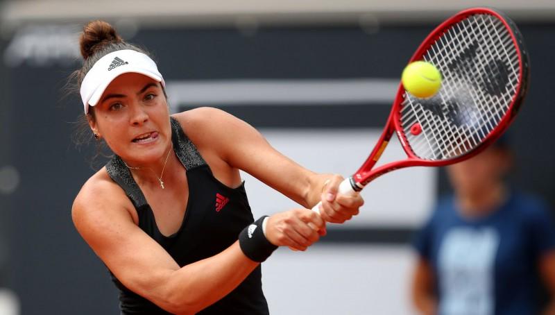 Ruse ar sesto mačbumbu pieveic Kolinsu, pirmoreiz iekļūstot WTA pusfinālā