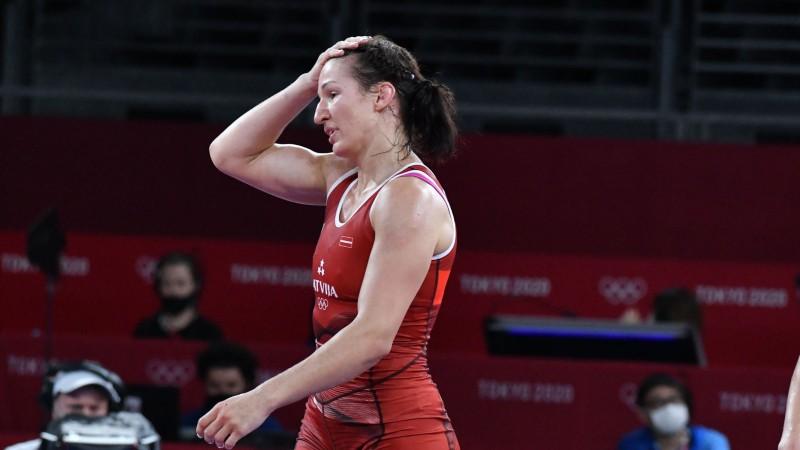 Grigorjeva iegūst piekto vietu Tokijas olimpiskajās spēlēs