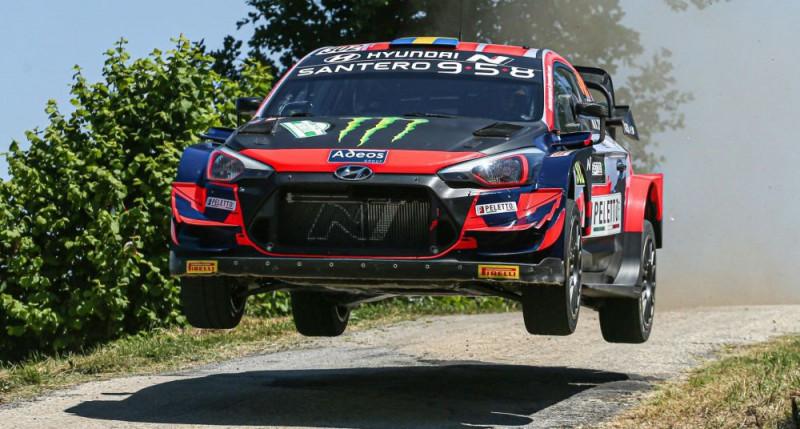 2019.gada Latvijas rallija čempions Solbergs atkal tiek pie iespējas startēt ar WRC auto