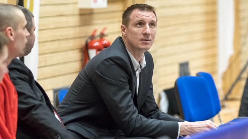 VEF basketbola sistēmu papildina treneris Hlebovickis